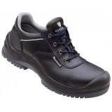 C310 COLIN lage schoen rundleer zwart S3