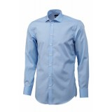 Heren overhemd slim-fit Poplin (CMS6000)