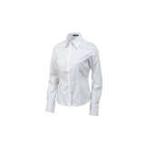 DAMES BLOUSE OXFORD BASIC-FIT (CLB6001)