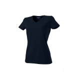DAMES T-SHIRT V-HALS 190 GRAMS (TVT190)