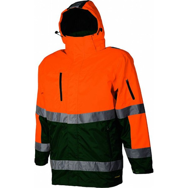 Parka EN471 Bi-color (TPE3001)