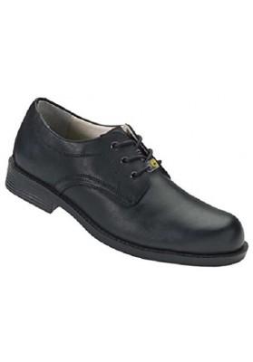 G303 GORDON lage schoen rundleer zwart S3