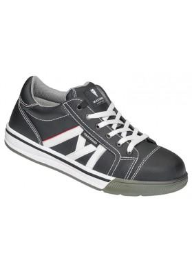 S035 SHADOW lage schoen zwart S3