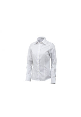 DAMES BLOUSE OXFORD SLIM-FIT (CLF6001)