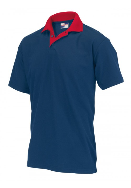 Tricorp POLOSHIRT CONTRAST (201004)