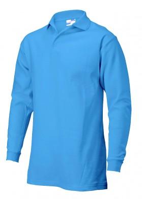 Poloshirt lange mouw 100% katoen (PPKL180)
