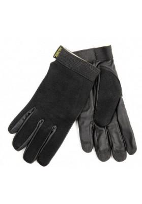 steekwerende handschoenen Leder