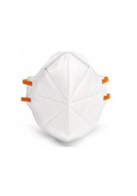 Stofmasker vouwmodel FFP2 met ventiel