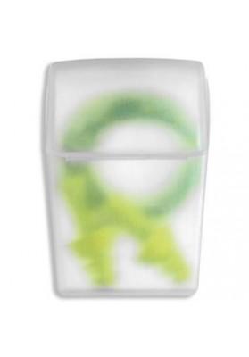 Uvex whisper+ 2111-217 oordop met koordje in hygiënebox